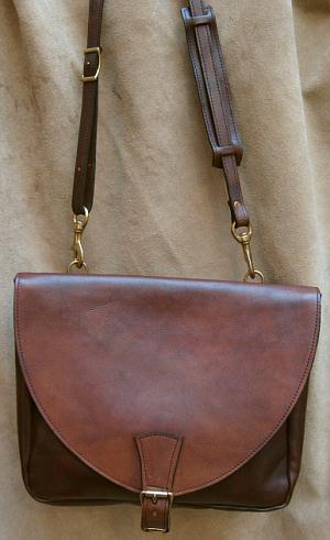 1974 Vintage Style Mail Bag