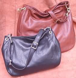 Leather Amanda Bags by Fred Eisen