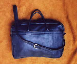 Briefbag Soft Leather Briefcase