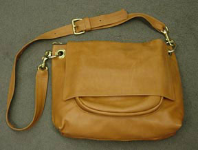 Leather Softee Bag