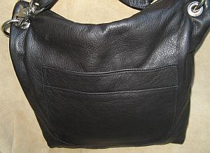 Leather Fall Bag