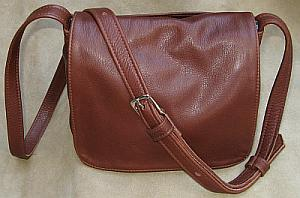 Leather Small Classic Bag