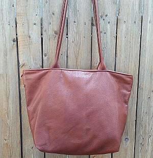 Small Zipper Tote Bag