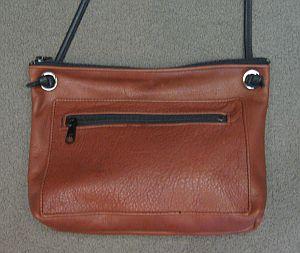 Spring Bag in Cognac Leather