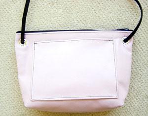 Back Pocket Detail-Leather Spring